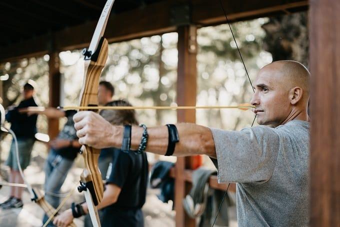 Bogenschießen lernen Hero