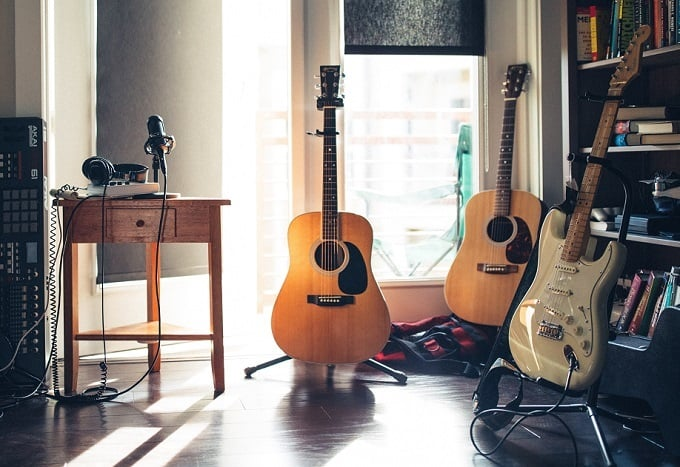 Dreadnought Gitarre