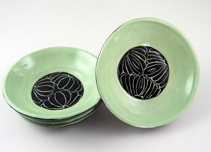Sgraffito Keramik