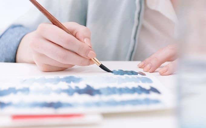 Malen lernen Hero