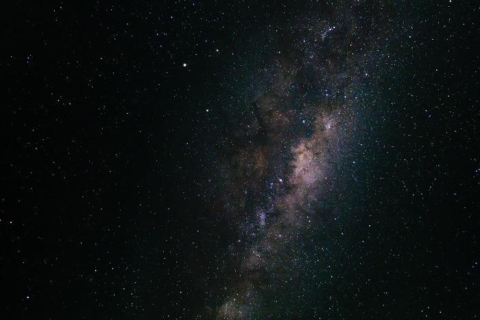Milchstraße sehen Hero