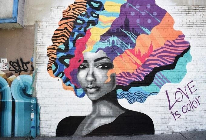 Street Art Hero