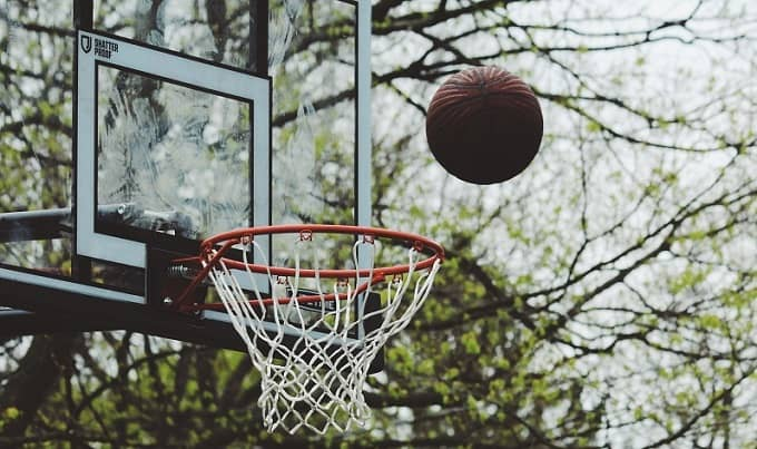 Basketballkorb kaufen Hero