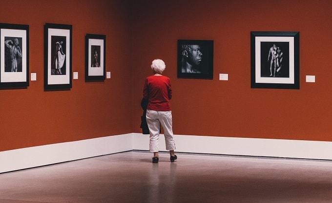 Kunst verkaufen Hero