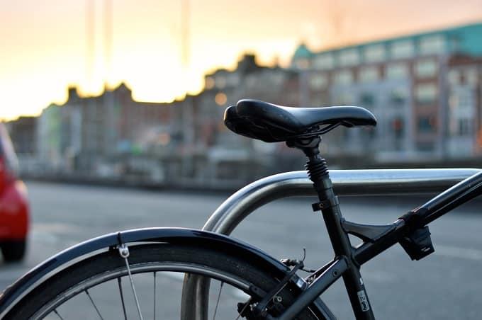 Fahrradsattel Test Hero