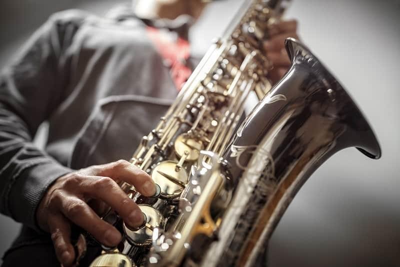Saxophon spielen Lernen Hero
