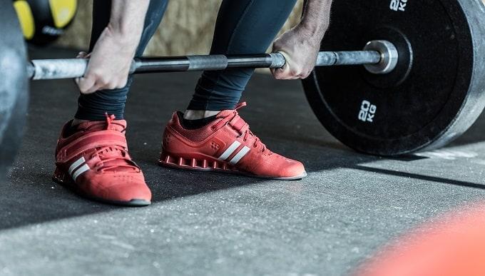 Gewichtheberschuhe Test Hero