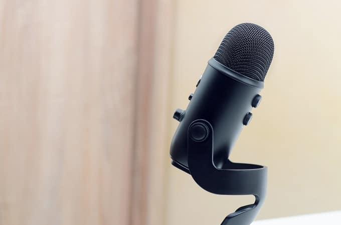 Usb Mikrofon Test Hero