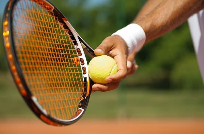 Tennis Geschenk Hero