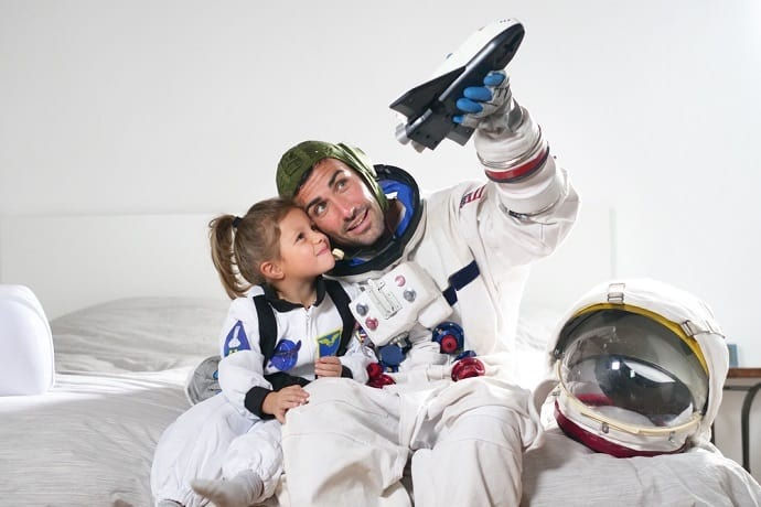 Astronomie Geschenke Hero