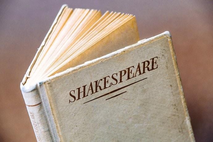 Shakespeare Zitate Hero