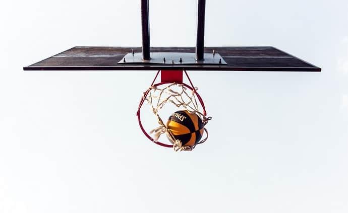 Basketball Geschenke Hero
