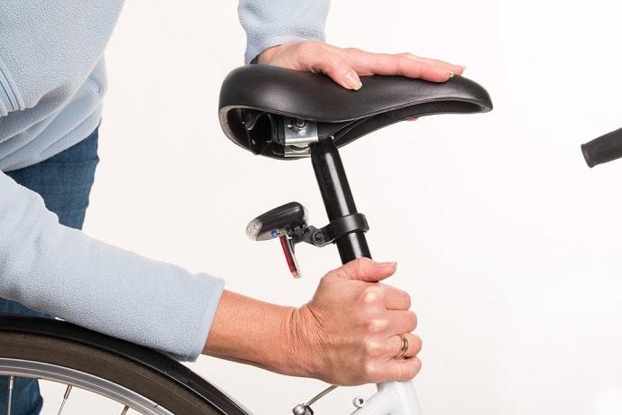 Fahrradsattel Einstellen Hero