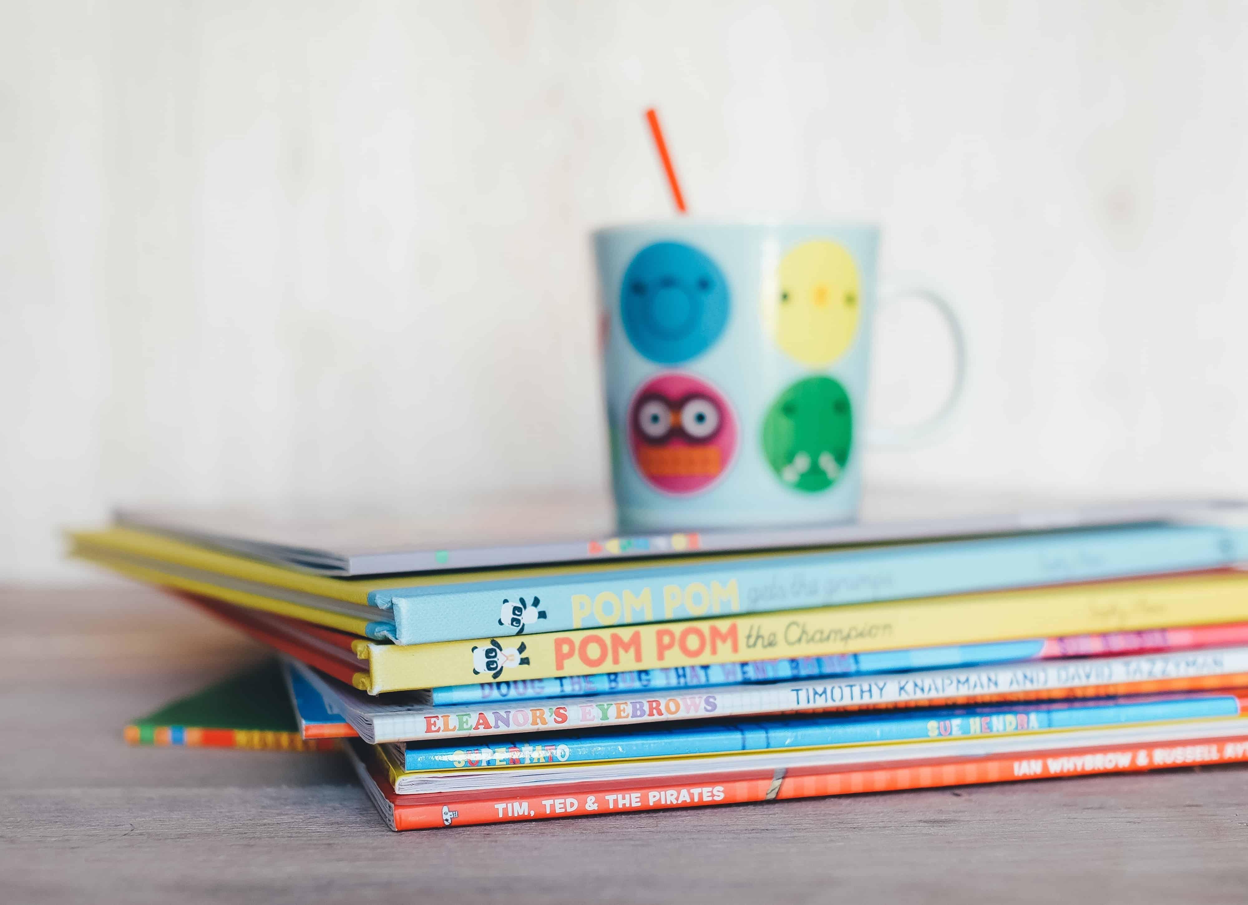 Kinderbücher ab 2 Jahren Hero