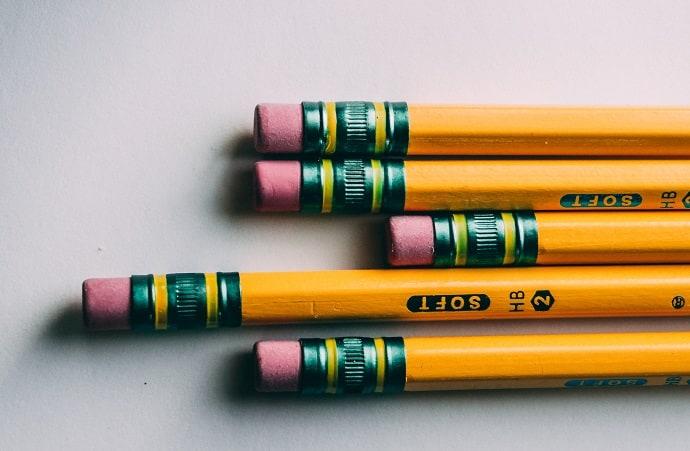 Bleistift Härtegrade